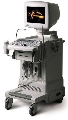 USED MEDISON ULTRASOUND, RECONDITIONED SA-8000