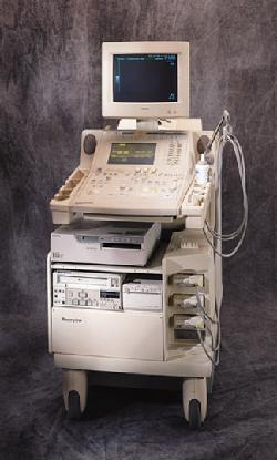 reconditioned ultrasound, PowerVision 8000 � SSA 390A
